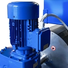 Magnetic drum MB 506 N 800 + construction + vibrating feeder