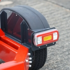 Tow behind magnetic sweeper MSA