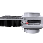 Magnetic grate separator in housing MSS-MC LUX