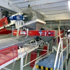 Both-sided magnetic separator MSSO-AC