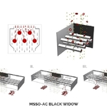 General principle of the function of magnetic separator MSSO-AC BLACK WIDOW